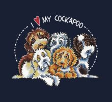 Cockapoo Lover {Light Type} Kids Clothes