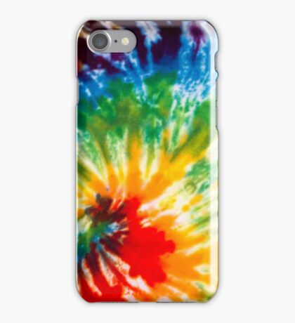 Tie Dyed iPhone Case/Skin