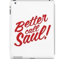 Better Call Saul: Logo iPad Case/Skin