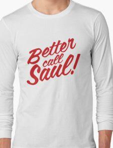 Better Call Saul: Logo Long Sleeve T-Shirt