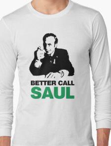 Better Call Saul: Saul Goodman Long Sleeve T-Shirt