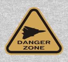 Danger Zone - Triangle 2 T-Shirt