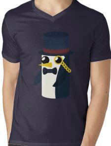 Monsieur Gunter Mens V-Neck T-Shirt