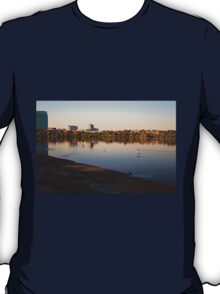 Lake Leamy in Morning Light T-Shirt
