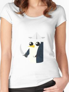 pirate Gunter Women's Fitted Scoop T-Shirt