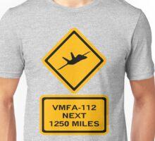 VMFA-112 Unisex T-Shirt