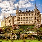 Dunrobin Castle at Sunset (Golspie, Sutherland, Scotland) by Yannik Hay