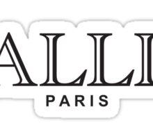 BALLIN PARIS Sticker