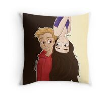 My Sun and Stars, Moon of my life Throw Pillow