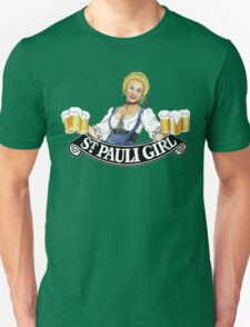 St Pauli Girl Beer Unisex T-Shirt