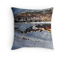 On The Reef Throw Pillow
