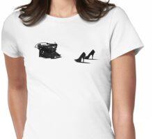 Secretary Womens Fitted T-Shirt