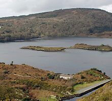 Lough Ine, Co.Kerry, by David O'Riordan