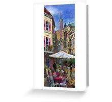 Germany Baden-Baden 04 Greeting Card