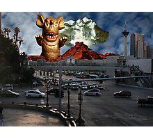 Creature Feature 1 Photographic Print
