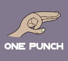 One Punch by MediaInk