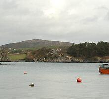 Lough Ine, Co.Kerry, by David O'Riordan