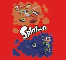 Splatoon's Inkling Kids Clothes