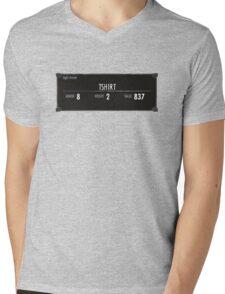Tshirt! Mens V-Neck T-Shirt