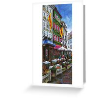 Germany Baden-Baden 06 Greeting Card