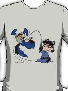 Batman Charlie Brown T-Shirt