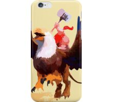 Wildhammer Thane iPhone Case/Skin
