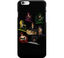 Clue Movie iPhone Case/Skin