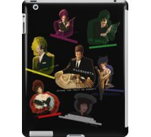 Clue Movie iPad Case/Skin