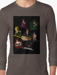 Clue Movie Long Sleeve T-Shirt