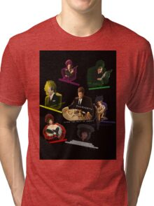Clue Movie Tri-blend T-Shirt