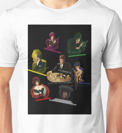 Clue Movie Unisex T-Shirt