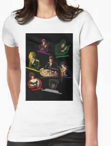 Clue Movie Womens Fitted T-Shirt