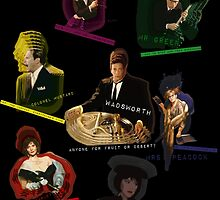 Clue Movie by MediocrePastime
