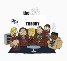 The Big Bang Theory Peanuts Kids Clothes