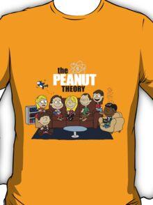 The Big Bang Theory Peanuts T-Shirt