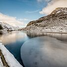 Ice Curve by Adrian Evans