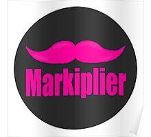 Markiplier's mustache Poster