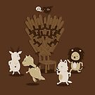 Game Of Musical Thrones by Andres Colmenares