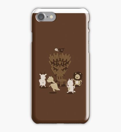 Game Of Musical Thrones iPhone Case/Skin