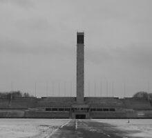 Olympic Stadium by Richard Jarrett