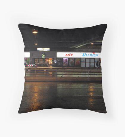 S-Bahn Throw Pillow