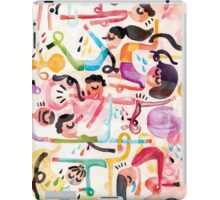 Yoga Morning iPad Case/Skin
