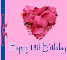 18th Birthday by Peri