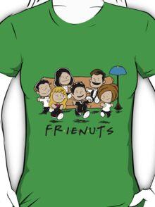 Friends Peanuts Comic T-Shirt