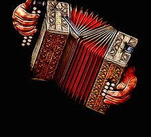 Squeezebox No 2  by Stephen Morris