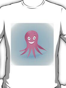 Cute hand drawn octopus. T-Shirt