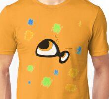 Splatoon Girl hiding Unisex T-Shirt
