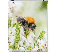 Tree Bumble Bee iPad Case/Skin