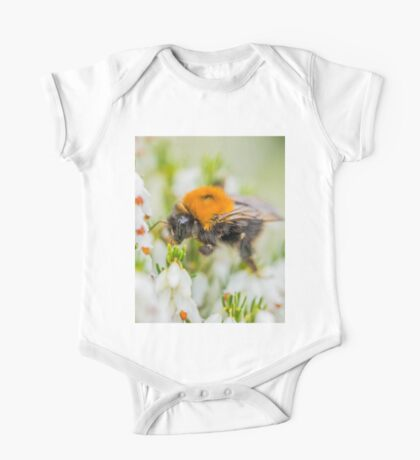 Tree Bumble Bee One Piece - Short Sleeve