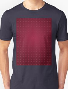 Abstract hearts background T-Shirt